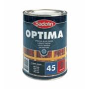 Краска для деревянных и металлических поверхностей OPTIMA. Тиксотропная оконная фото
