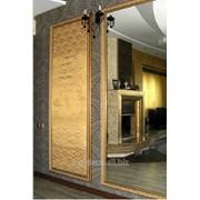 Изделия зеркальные из итальянского багета любых размеров фото