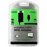Адапетр HDTV - MHL фото