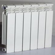 Радиатор биметаллический LD80B-350 фото