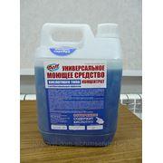 Универсальное моющее средство кислотного типа. Концентрат фото