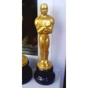 Статуэтка Оскар высота 31 см фото