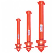 Гидрант пожарный подземный H=2000мм фото