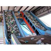 Переработка мусора фото
