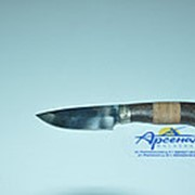 Нож Рысь (Х12МФ) фото