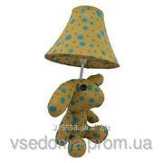 Мягкая настольная лампа Зайчик фото
