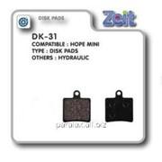 Колодка дисковая Zeit DK-31 фото
