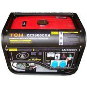 Генератор бензиновый ТСН ZZ 3900 СХН со стартером фото