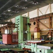 Специальный горизонтальный фрезерно-расточной станок моделей МСП6401МФ4-04, МСП6403МФ4-06Н фото