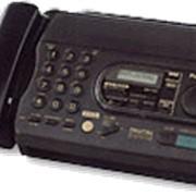 Факс Panasonic Модель KX-FT31RS фото