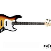 Бас гитара Tenson E-Bass California J Standard (SB) фото