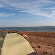 Автопалатка, прицеп-палатка, прицеп-дача фото