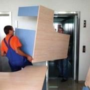 Перевозка мебели на Газелях или Мерседес Спринтер фото