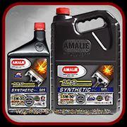 Синтетическое моторное масло для бензиновых двигателей 5W-30. 10W-40 Amalie PRO High Performance