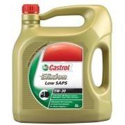 Моторное масло Castrol Elixion Low SAPS* 5W-30 фото