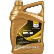 Моторное масло EUROL SYNERGY 0W-40 5l фото
