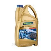 Трансмиссионное масло для АКПП - RAVENOL ATF T-WS Lifetime 5 литров фото