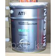 Трансмиссионное масло для АКПП Nissan ATF Matic J, KLE23-00002 (1л) фото