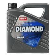 Моторное масло Teboil Diamond (синт) 5W-40 4л