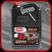 Синтетическое масло для крупнотоннажной и внедорожной техники 15W-40 Amalie XLO HEAVY DUTY FLEET ENGINE OILS фото