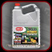 Синтетическое масло для дизельных и бензиновых двиателей 15W-40 Amalie XLO Ultimate Synthetic фото
