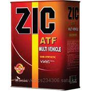 ZIC ATF Multi Vehicle Semi-synthetic 4л. фото