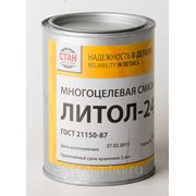 Литол -24 ГОСТ 21150-87 ТЕМНЫЙ фото