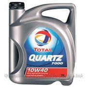 TOTAL 10W40 QUARTZ 7000 Моторное масло фото