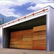 Монтаж деревообрабатывающего оборудования из Германии для продажи в Украине, сборка, наладка и тех.обслуживание. фото