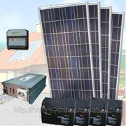 Солнечная электростанция SMS12V/320W/400Ah фото
