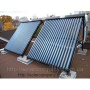 Вакуумные (трубчатые) солнечные коллекторы Solar XKPS 58-1800-15