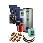 Kospel ZSH-3/300 triSOL PLUS - солнечная водонагревательная установка фото