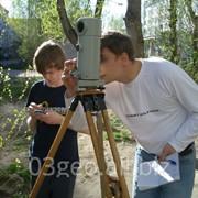 Геодезический мониторинг деформаций зданий и сооружений фото