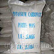 Калий углекислый (поташ, карбонат калия) ГОСТ 10690-73 фото