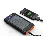 Солнечное зарядное устройство Solar Charger 16000 mAh фото