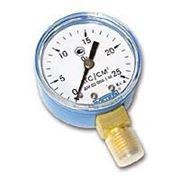 Манометр кислородный 0–25 kgf/cm² фото
