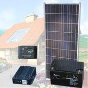 """Солнечная энергосистема для дачи """" Эконом"""" фото"""