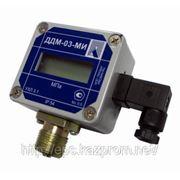 Датчик давления многопредельный с индикацией ДДМ-03-МИ фото