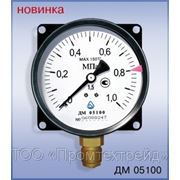 Манометры ДМ 05100 0…4 МПа; 6 МПа; 10 МПа; 16 МПа; 25 МПа; 40 МПа; 60 МПа фото