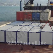 Строительный блок-контейнер фото