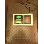 Товарные весы TCS-102-С13 Олимп фото