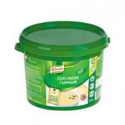 Сырный суп-пюре KNORR, 1,5кг фото