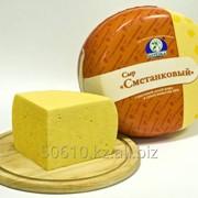 """Сыр """"Сметанковый"""" 50 % фото"""