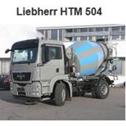 Автобетономешалка Liebherr HTM 504 от Торговый дом Армада ЛТД фото