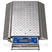 Портативные подкладные автомобильные весы PT300DW (Intercomp, USA) фото