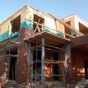 Дома из конструкционных теплоизоляционных плит фото