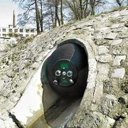 Ремонт канализационных сетей - Восстановление трубопроводов с помощью ремонтных пакеров: фото