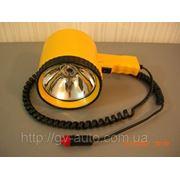 Фара искатель 35-04 МИНИ ,(Фароискатель),Лампа фара для охоты HID XENON (3200люмен).Цена450грн. фото