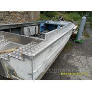 Переоборудование и ремонт катеров Амур под подвесные моторы фото
