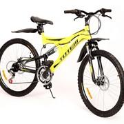 Велосипед двухподвесной Totem 26D-5001-3 фото
